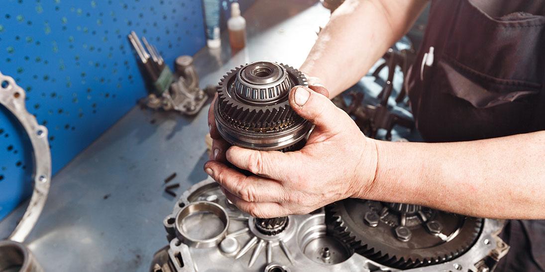 Dgs Gearbox Repair